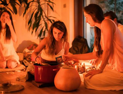 Cocoa ceremony: Inspiration from our life